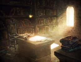 Forgotten Knowledge by shurita