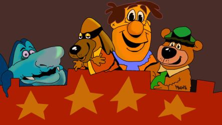 ALL star cast by Makinita