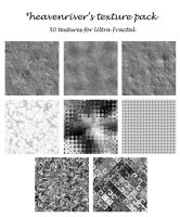 Ultra Fractal texture pack: 50 by heavenriver