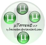 uTorrent Icon Pack 1.3 by baineteo