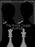 Mystrade: The King and Queen by ikriam