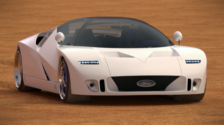 Ford GT90 (1995) by magyarb