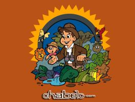 Aventuras Chabelo by satchmau