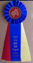 Stock x Horse Show Ribbon 1st by Lovely-DreamCatcher