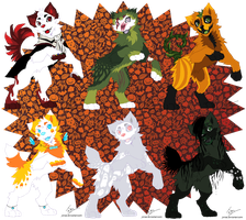 Halloween canine adopts CLOSED by Hohtis