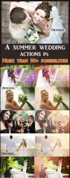 A summer wedding  ACTIONS Ps  by Laurent-Dubus