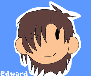 Paper Jay Icon: Edward by jayteam