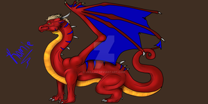Romie The Dragon by Jkillaz