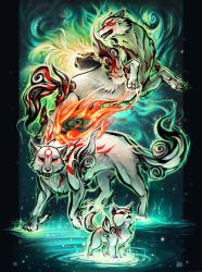 Okami: generations by sweetsasu