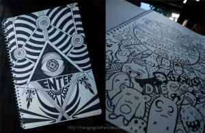 All Seeing Eye by hangingclothes