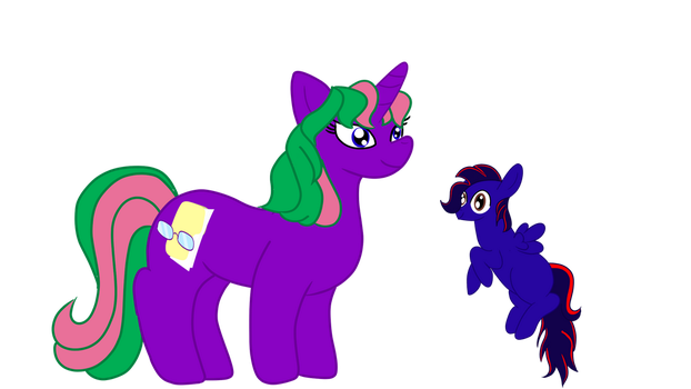 Rightful Trust and Ash Fire by Dovepetal41