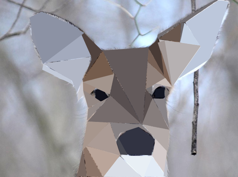 Low Poly Deer (crap) by SampleTextYT