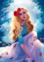 Alice by Mellodee