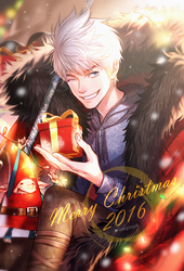 Merry Christmas 2016 by kanapy-art