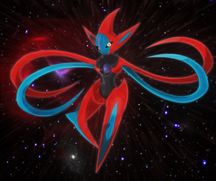 cosmic virus, deoxys