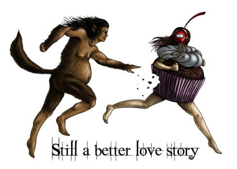 Still a better love story by messthem