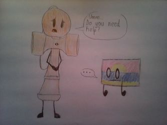 :GIFT: Kendama meets Palmyra Flag by The-Creative-Sketchy