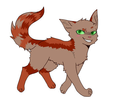 YCH - Wildpaw by Indasa