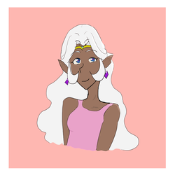 Allura Somewhat Casual by Kitten860