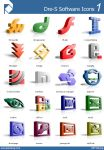 Dre-S Software Icons 1 by piscdong