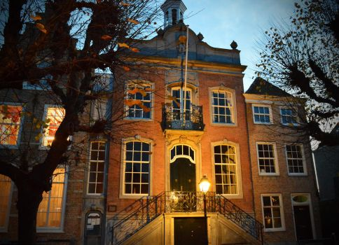 Town hall Geertruidenberg, Holland by suzanne1804