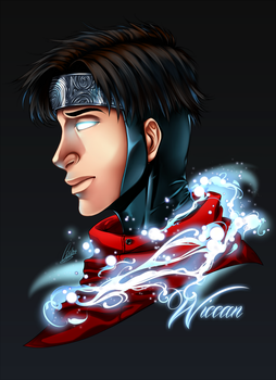 Young Avengers - Wiccan by CIELO-PLUS