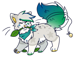 Sprite Sugar Cat // AUCTION // CLOSED by catpaths