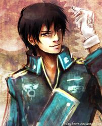 Roy Mustang by fairy-ferre