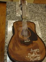A Guitar for Wyatt by CakeandCaboodle