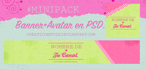 #MiniPack 1. by CreatiiveStyle