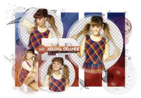 Pack Png 1795 // Ariana Grande. by ExoticPngs