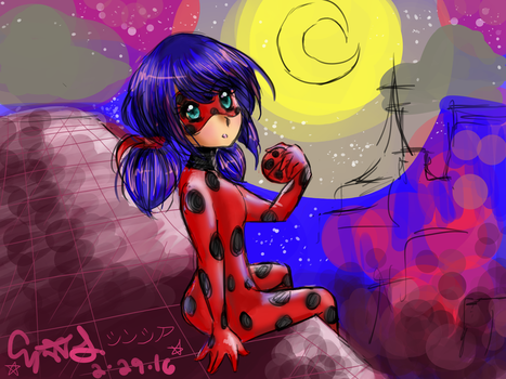 Miraculous Ladybug by Piplup501