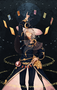 Astrologian Lyon by nipuni
