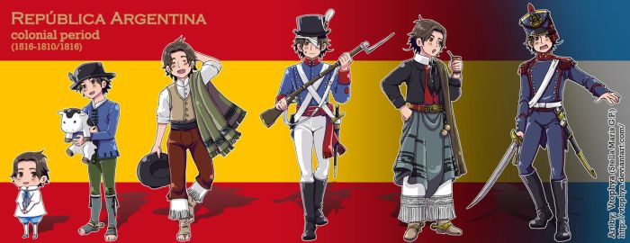 APH-Colonial Argentina- by vtophya