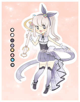 Magical Girl Adopt - #1 by Idea-Atelier