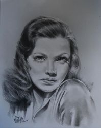 Gene Tierney by MrEyeCandy66