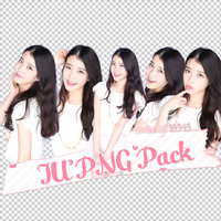 IU PNG Pack by Sweetgirl8343
