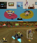Buttercup playing Mario Kart Wii by BeeWinter55