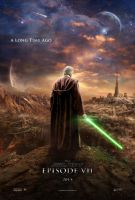 Star Wars Episode VII - Triptych Part One by themadbutcher