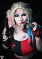 Harley Quinn (Rebirth) 9 by ThePuddins