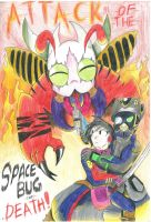 Combi Request: Attack of the Space Bug of death by MidnightDJ-SK