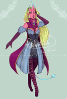 |CLOSED| ADOPTABLE + Sketch: Captain by Onimimi