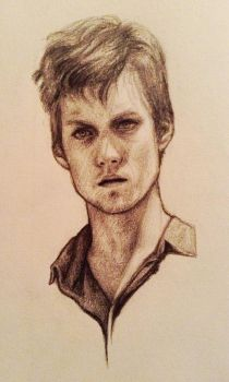 Jake Abel - Ian O'Shea by taylovestwilight
