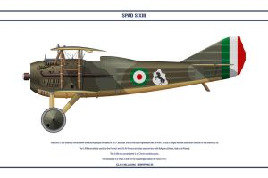 Spad S.XIII Italy 1 by WS-Clave
