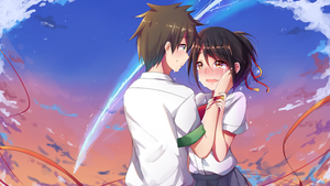 Kimi no Na wa by MistyNight01