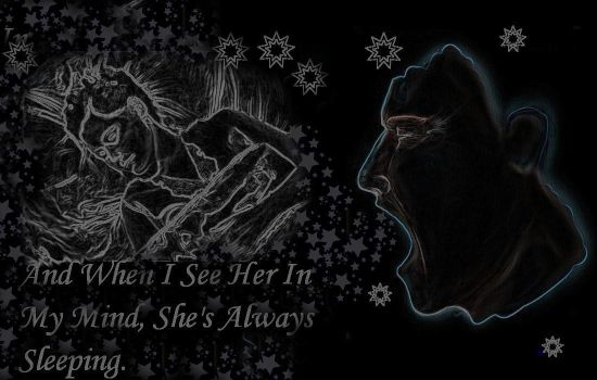 She's In My Mind by My-Own-Silent-Faith