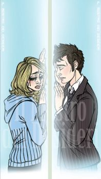 Doctor Who Bookmark -Special- Doomsday by IlMostroDeiDesideri