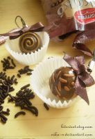 Chocolate Candy Charms upd. by Nika-N