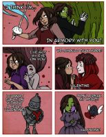 Namesake - Valentines 2013 by secondlina