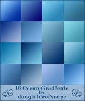 Ocean Gradients by daughterofsnape
